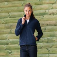 Women's full zip outdoor fleece Miniaturansicht