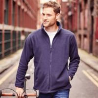 Full zip outdoor fleece Miniaturansicht