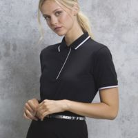 Ladies' Essential Women Polo zweifarbig Miniaturansicht