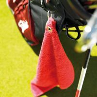 Luxury Golftuch - Caddy Handtuch Miniaturansicht