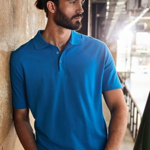 Men's Heavy Polo Miniaturansicht