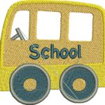 School Bus Miniaturansicht